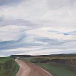 Burgandy Fields 1